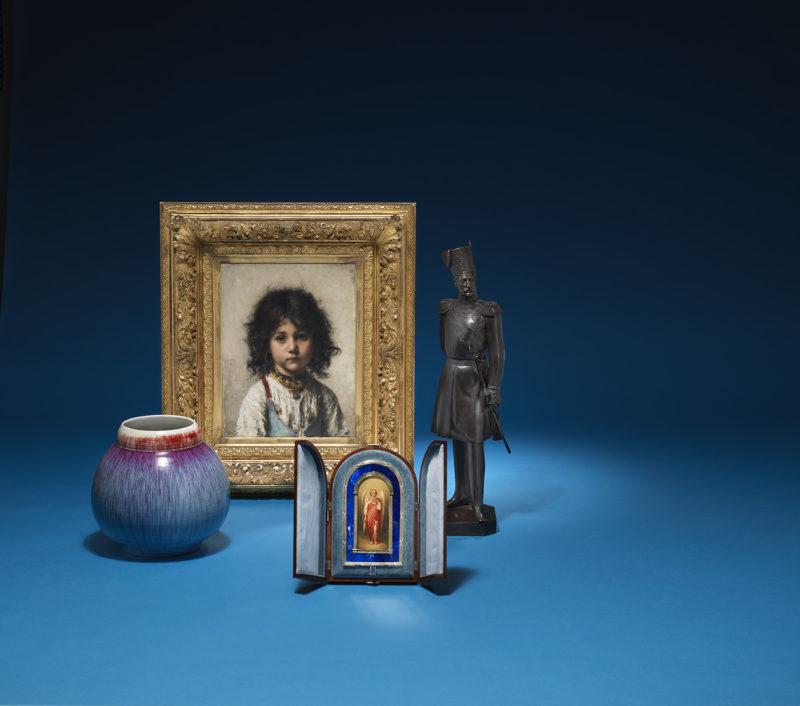 Reklame for Russisk kunst